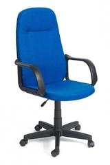 Кресло компьютерное Лидер (Leader) — cиний (2601)