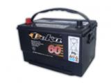 Аккумулятор автомобильный Deka 665 MF  ( 12V 101Ah / 12В 101Ач ) - фотография
