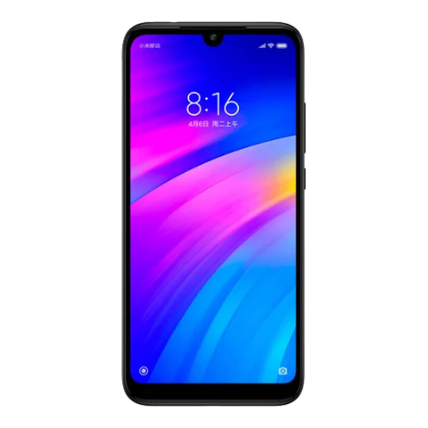Xiaomi  Redmi 7 3/32GB Black - Черный