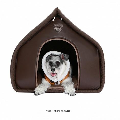 большой домик для собак