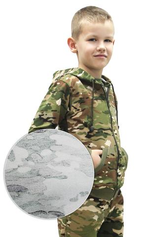 Костюм детский трикотажный BVR-Sport (Футер Мультикам) 100 % хлопок