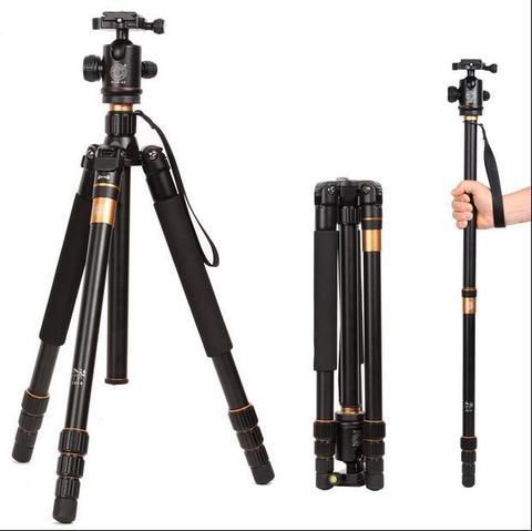 Карбоновый штатив для фотоаппарата Beike Q-999с