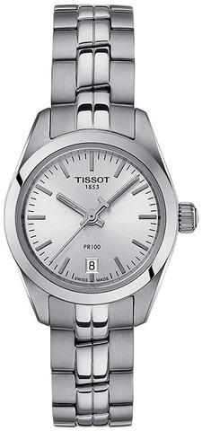 Купить Женские часы Tissot T101.010.11.031.00 PR 100 Lady Small по доступной цене