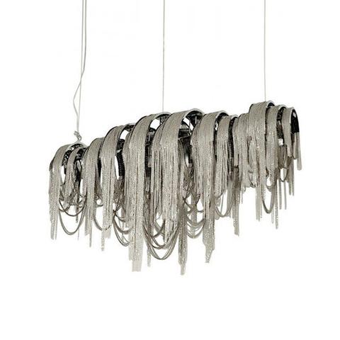 Подвесной светильник копия Volver by Terzani (серебряный)