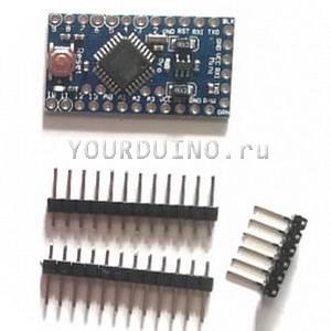 Pro Mini (3.3V) (Arduino совместимый контроллер)