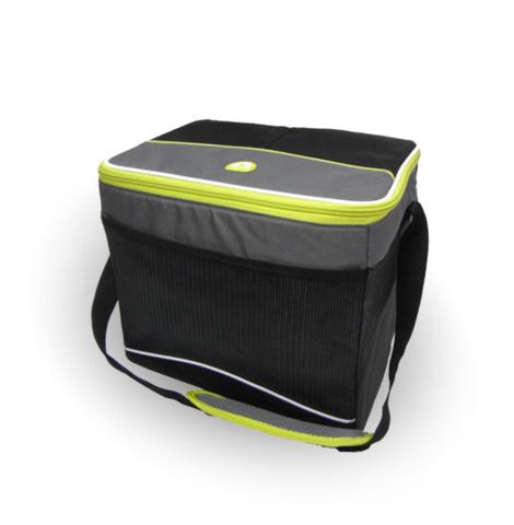 Сумка-холодильник (термосумка) Igloo Collapse&Cool 12, 9L (серая/зеленая)