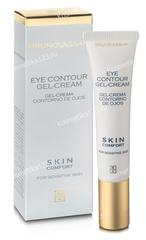 Крем-лифтинг уход вокруг глаз (Bruno Vassari | Skin Comfort | Eye Contour Gel-Cream), 15 мл
