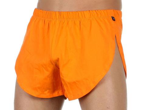 Мужские шорты оранжевые Van Baam VB-39247