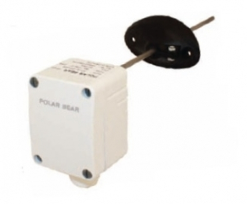 Канальный датчик температуры Polar Bear ST-K1/PT1000