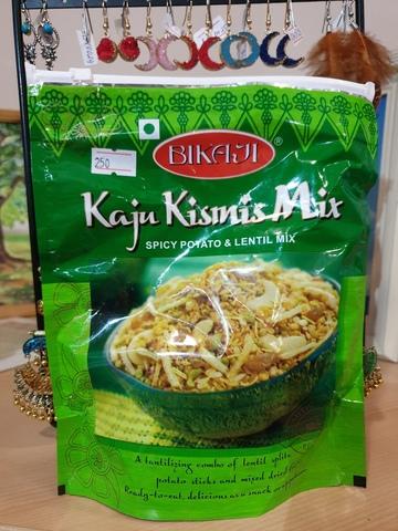 Закуска Каджу Кисмис Микс 200 г Bikaj (Индия)