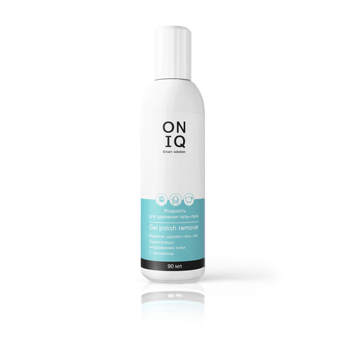 Жидкость для удаления гель-лака с ланолином, 90 мл