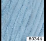 Пряжа Himalaya Dolphin Baby арт. 80344 голубой