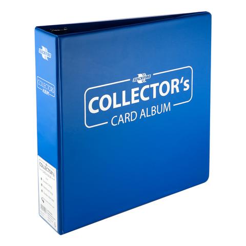 Blackfire Collectors Album - Blue