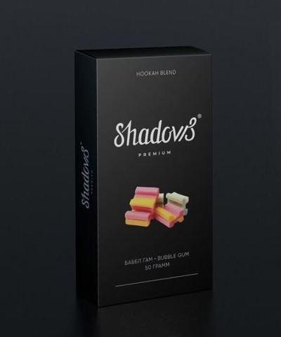 Бестабачная смесь Shadows - Баббл Гам
