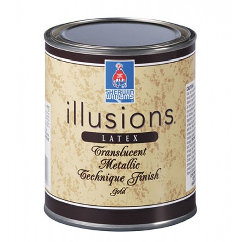 Faux Illusions Metallic