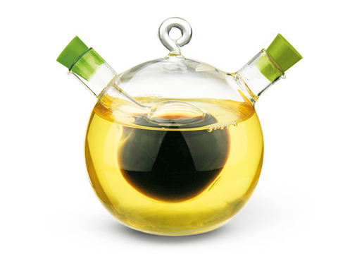 7520 FISSMAN Ёмкость для жидких специй, масла 2в1 85 мл / 375 мл,  купить