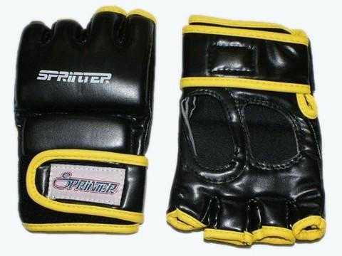 Перчатки для рукопашного боя. Размер S. Материал: кожзаменитель. :(ZTM-002-S):