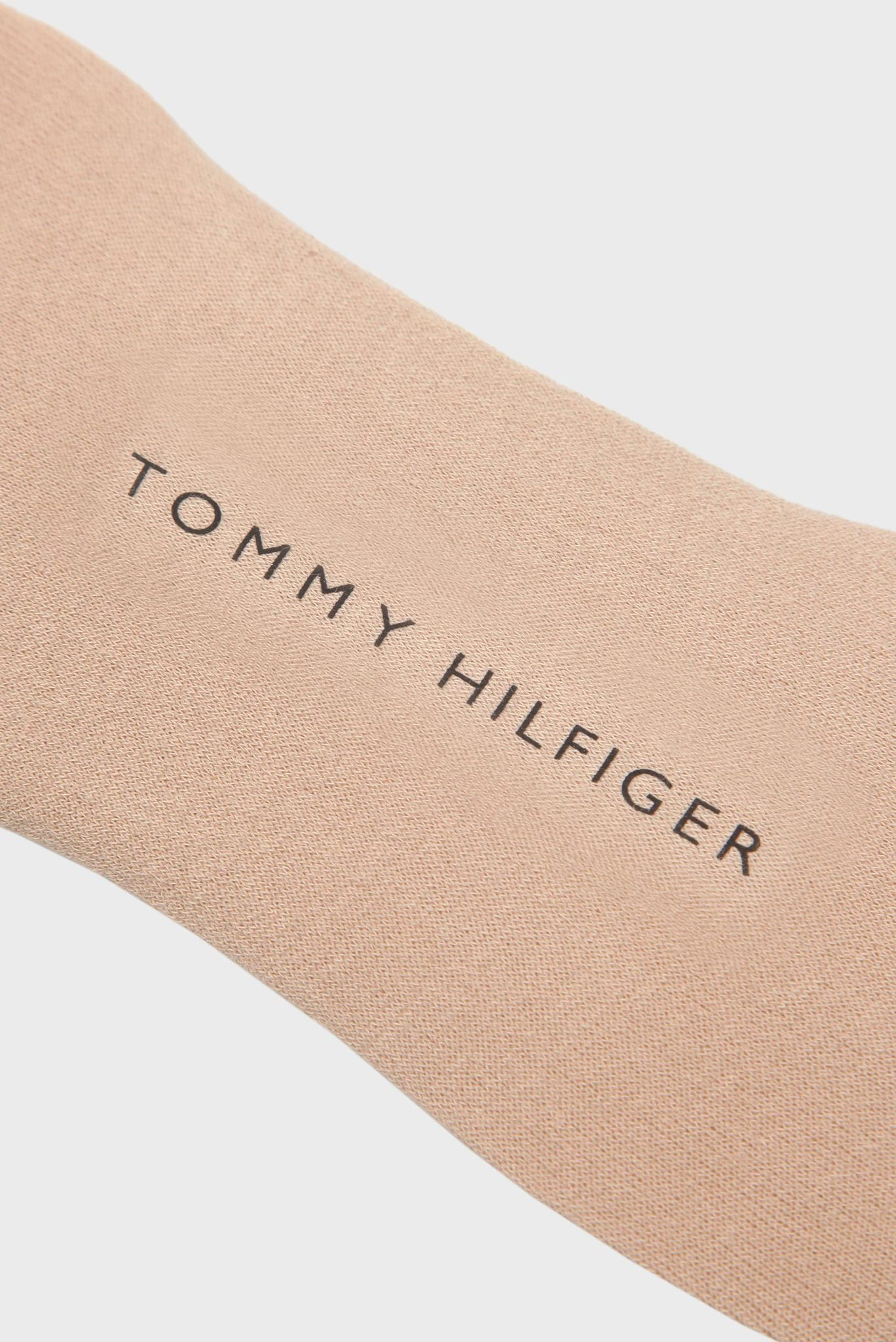 Женские бежевые следы (2 пары) Tommy Hilfiger
