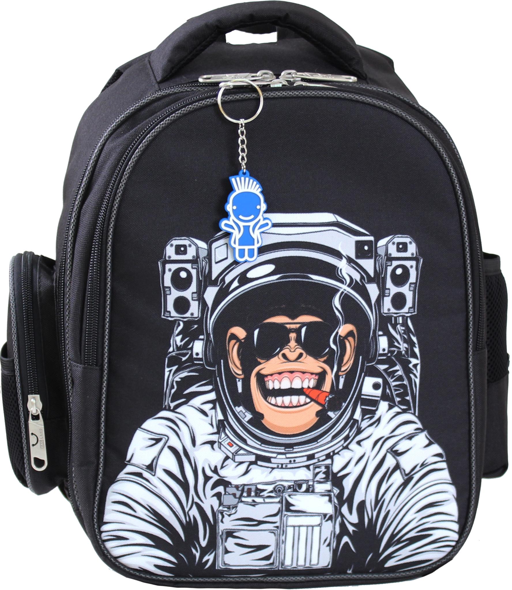 Школьные рюкзаки Рюкзак Bagland Pupil 14 л. черный 203 К (0012566) IMG_0085.JPG