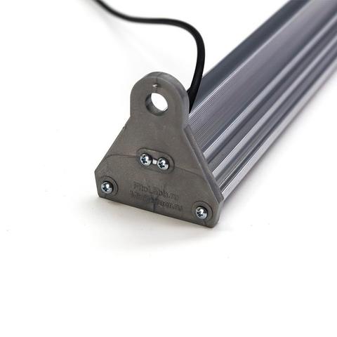 Фитолампа линейная Биколор 15 Ватт_40 см 9 led