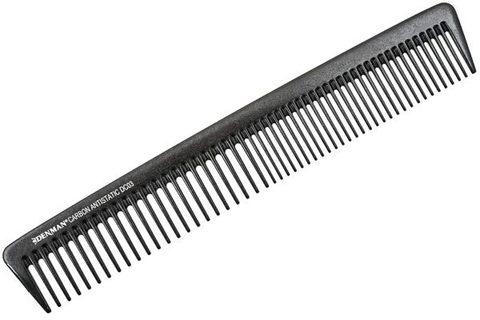 Расчёска Denman Carbon Range 19,5 см