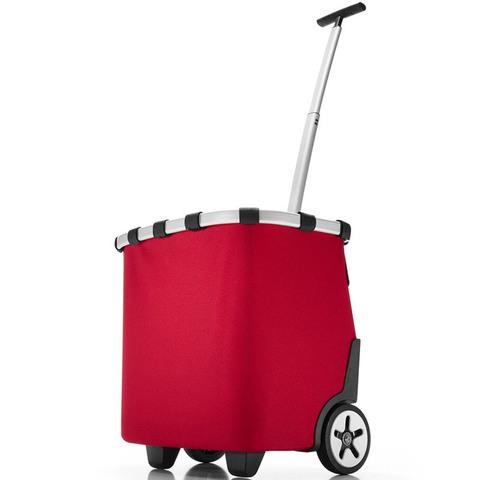 Сумка-тележка Carrycruiser red Reisenthel OE3004   Купить в Москве, СПб и с доставкой по всей России   Интернет магазин www.Kitchen-Devices.ru
