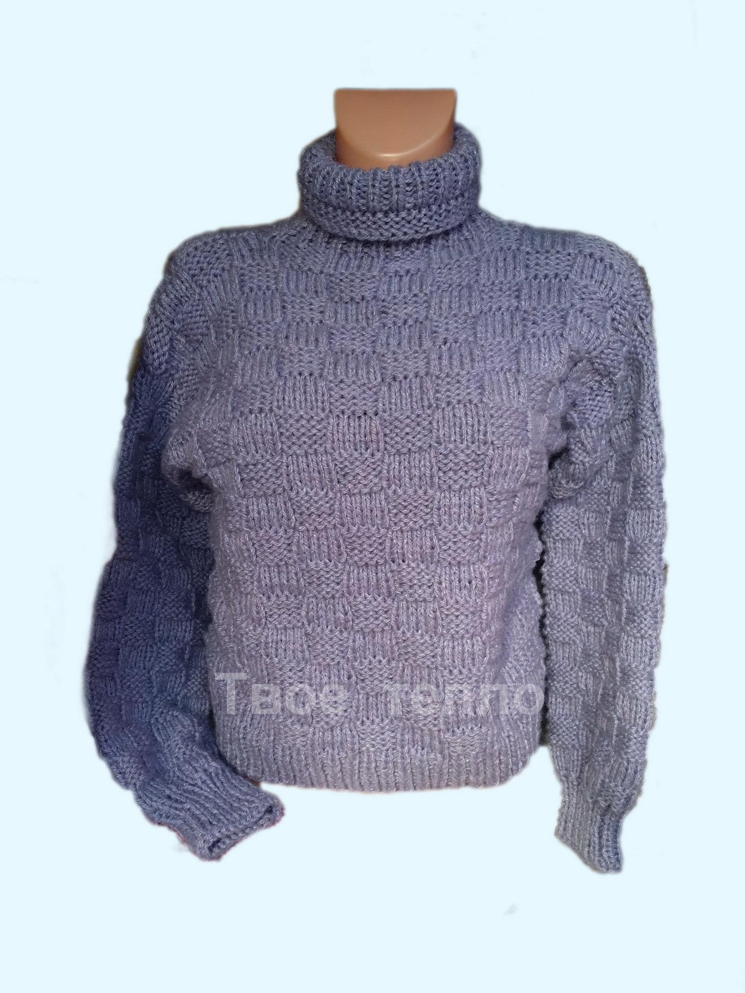 Женский свитер Джинс