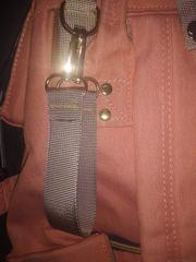 Mommy Bag. Сумка-рюкзак для мамы, персик вид 7
