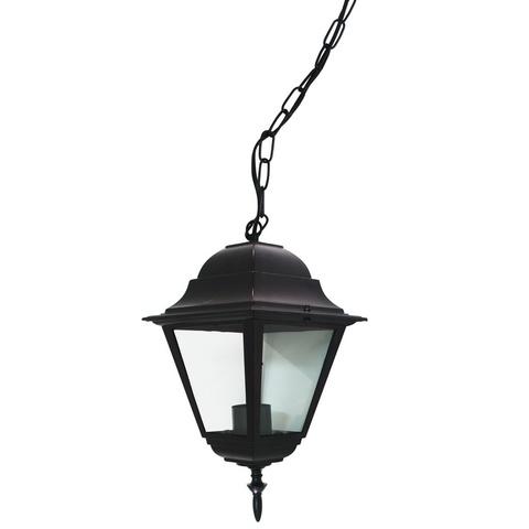 Садово-парковый светильник FERON 4205 100W 230V E27 черный