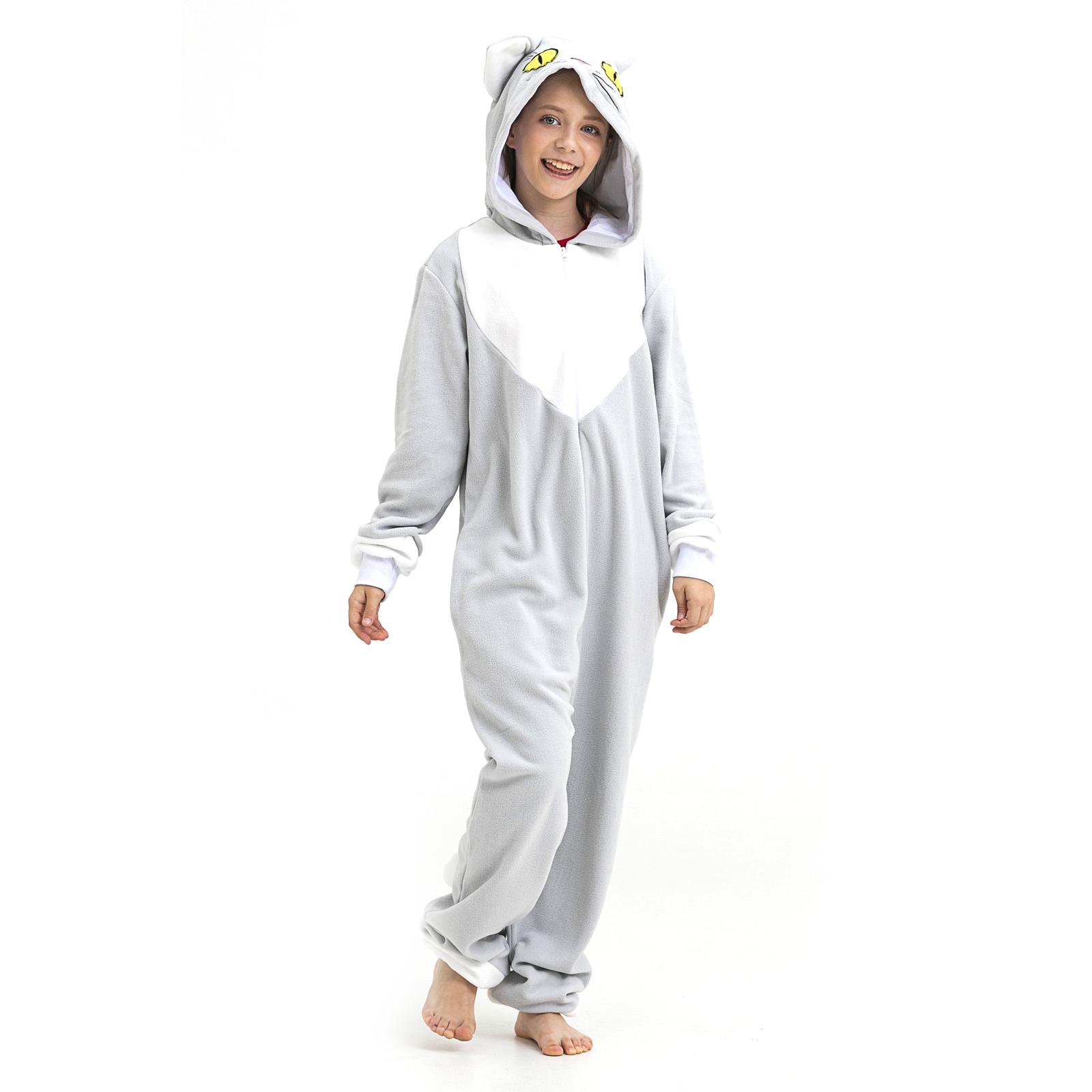 Пижамы для детей Серый кот детский kigurumi_futujama_detskiy_kot_seriy__3_of_5_.jpg