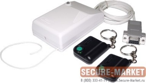 Радио-тревога для Secret Disk Server NG