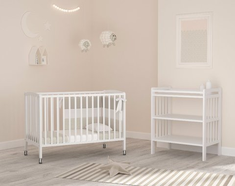 Кровать детская Бьянка на колесиках
