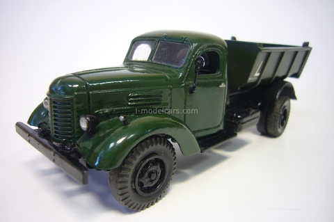ZIS-MMZ-585 Tipper on chassis ZIS-150 USSR 1:43
