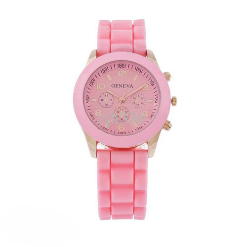 Часы женские GENEVA кварцевые (Реплика) 00400010D