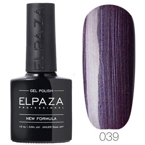 Гель лак Elpaza 039 Фиолетовая загадка
