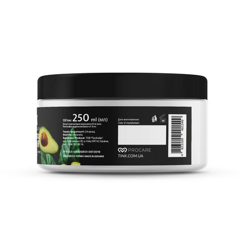 Маска для придания объема волосами Авокадо-коллаген Tink 250 мл (4)