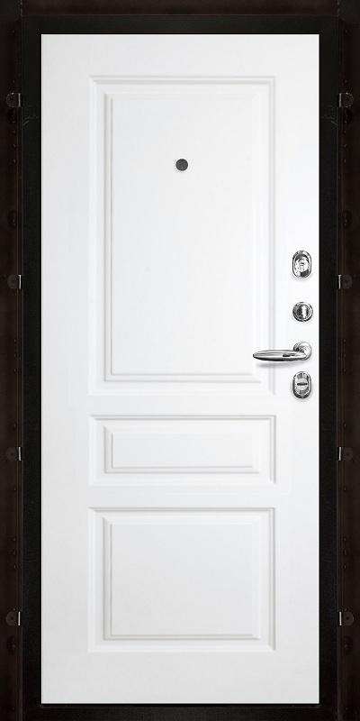 Внутренняя. Белая эмаль. Рисунок Турин m1550