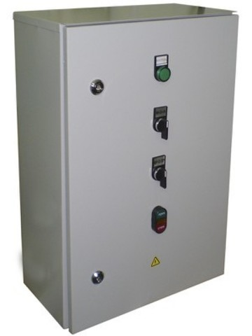 ЯУО 9601-3274 Ящик управления освещением  (16 А, фотореле+реле времени) IP54