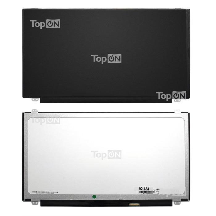 Матрица для ноутбука 15.6 1366x768, 30 pin, SLIM LED. Аналог: LTN156AT31 N156BGE-EB1 B156XTN03.1 B156XTN03.3 LP156WH3(TP)(S1)