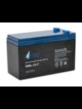 Аккумулятор Парус Электро HML-12-7  ( 12V 7Ah / 12В 7Ач ) - фотография