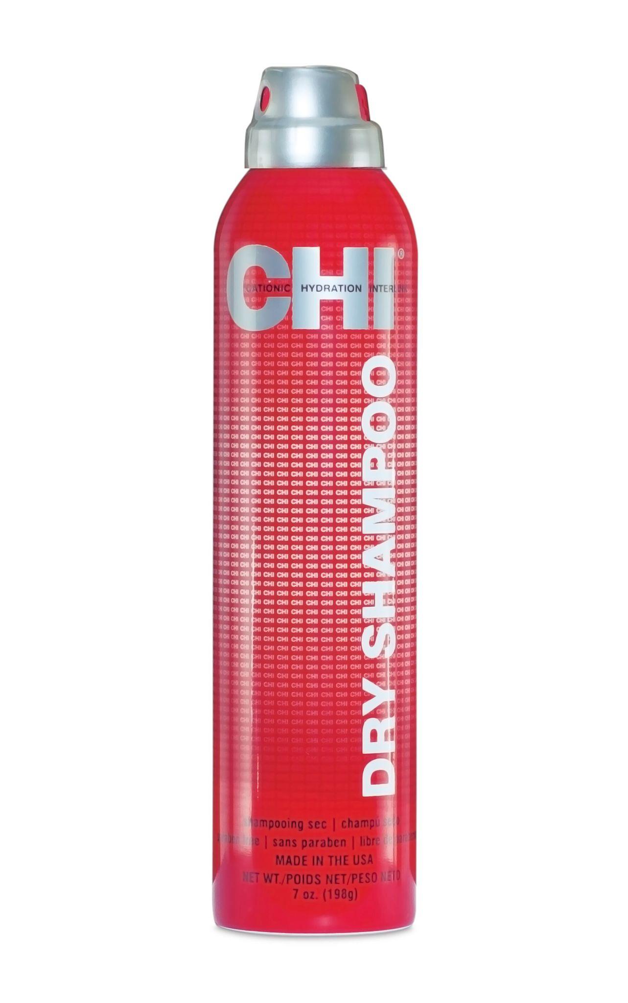 Сухой шампунь c гидролизованным шелком / CHI Dry Shampoo 74г