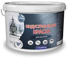 Краска Капитель Индустриальная черная, 28 кг