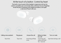 Наушники Xiaomi AirDots