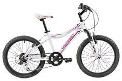детский велосипед Crosset XC20 белый
