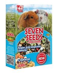 Корм для морских свинок с орехом Seven Seeds Special