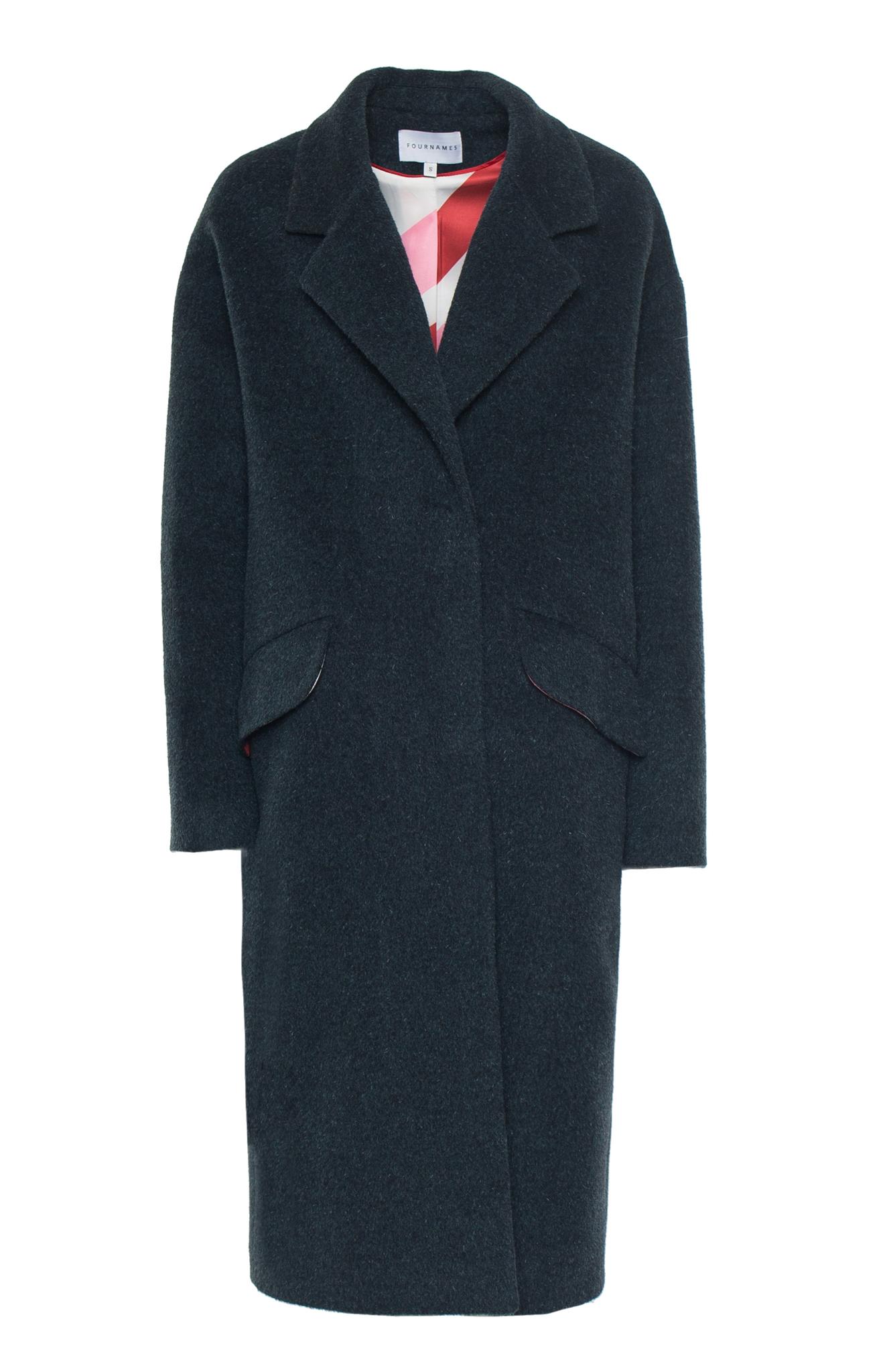 Пальто-кокон