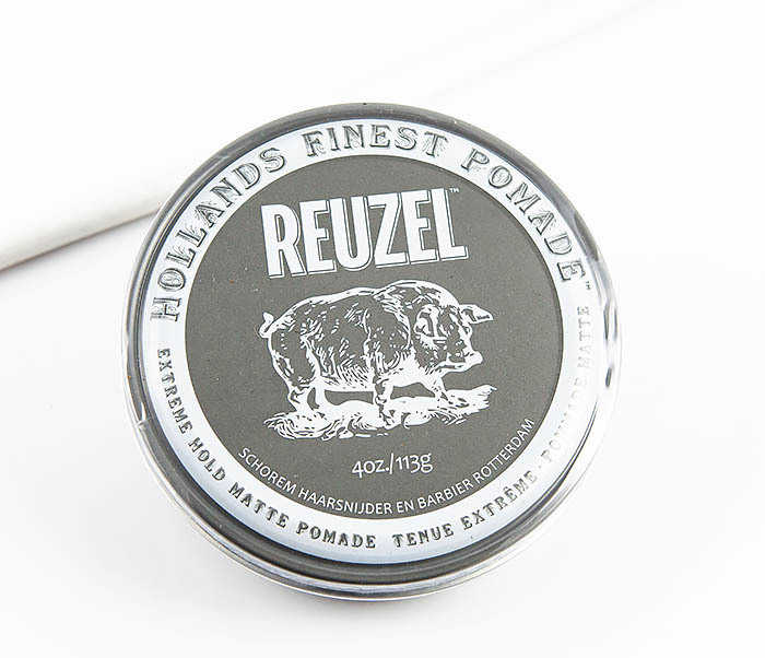 CARE128 Помада для волос Reuzel Extreme Hold Matte (113 гр)