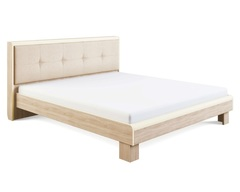 Кровать ОЛИВИЯ-1600 с мягкой спинкой