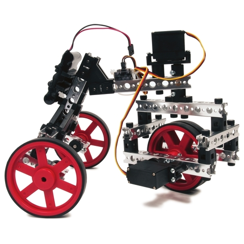 Конструктор Tetrix: Базовый набор Prime (Прайм) W44320/40384 — TETRIX® PRIME R/C Robotics Set — Тетрикс