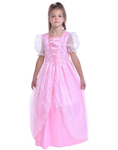 Костюм Принцесса розовая